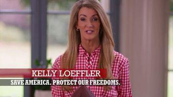 Perdue for Senate TV Spot, 'Saving America' Featuring Hershel Walker - Thumbnail 5