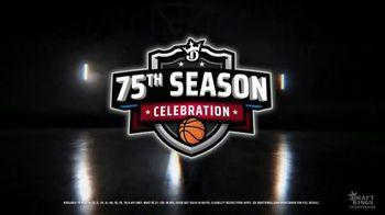 DraftKings Sportsbook 75th Season Celebration TV Spot, 'Holidays: Ball Is Back: No-Brainer' - Thumbnail 2