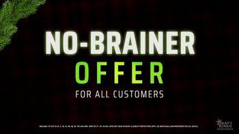 DraftKings Sportsbook 75th Season Celebration TV Spot, 'Holidays: Ball Is Back: No-Brainer' - Thumbnail 3