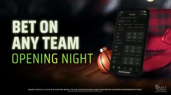DraftKings Sportsbook 75th Season Celebration TV Spot, 'Holidays: Ball Is Back: No-Brainer' - Thumbnail 7