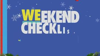 Snuggle TV Spot, 'We TV: Holiday Weekend Checklist' - Thumbnail 1