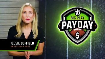 DraftKings Big Play Payday TV Spot, 'Week 15: Broncos vs. Bills' - 1 commercial airings