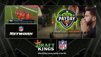 DraftKings Big Play Payday TV Spot, 'Week 15: Broncos vs. Bills' - Thumbnail 9