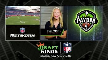 DraftKings Big Play Payday TV Spot, 'Week 15: Broncos vs. Bills' - Thumbnail 3