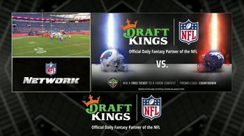 DraftKings Big Play Payday TV Spot, 'Week 15: Broncos vs. Bills' - Thumbnail 4
