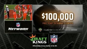 DraftKings Big Play Payday TV Spot, 'Week 15: Broncos vs. Bills' - Thumbnail 6
