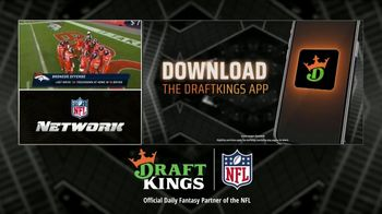 DraftKings Big Play Payday TV Spot, 'Week 15: Broncos vs. Bills' - Thumbnail 8