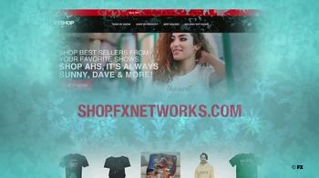 FX Shop TV Spot, 'This Holiday Season: Fearless Apparel' - Thumbnail 5