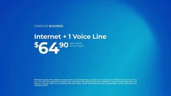 Comcast Business TV Spot, 'Ways of Working: $64.90' - Thumbnail 9