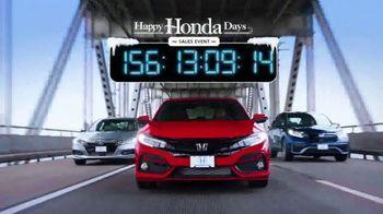 Happy Honda Days Sales Event TV Spot, 'Save 2020: HR-V and CR-V' [T2] - Thumbnail 4