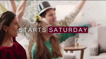 Ashley HomeStore New Years Sale TV Spot, 'Up to 30% Off or Financing and Payment Assistance' - Thumbnail 7