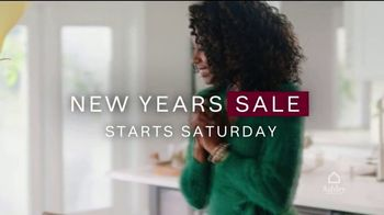Ashley HomeStore New Years Sale TV Spot, 'Up to 30% Off or Financing and Payment Assistance' - Thumbnail 1