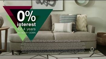 Ashley HomeStore New Years Sale TV Spot, 'Up to 30% Off or Financing and Payment Assistance' - Thumbnail 3