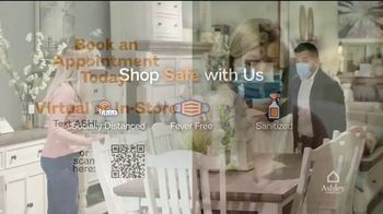 Ashley HomeStore New Years Sale TV Spot, 'Up to 30% Off or Financing and Payment Assistance' - Thumbnail 5