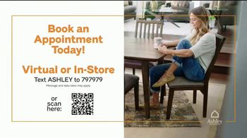 Ashley HomeStore New Years Sale TV Spot, 'Up to 30% Off or Financing and Payment Assistance' - Thumbnail 6