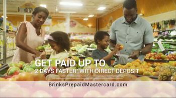 Brinks Money Prepaid Mastercard TV Spot, '150 Years'
