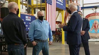 Biden for President TV Spot, 'Mike' - Thumbnail 8