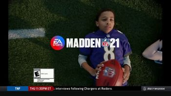 Madden NFL 21 TV Spot, 'Ever Dream' Song by HDBeenDope - Thumbnail 1