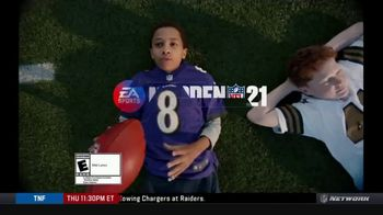 Madden NFL 21 TV Spot, 'Ever Dream' Song by HDBeenDope - Thumbnail 2