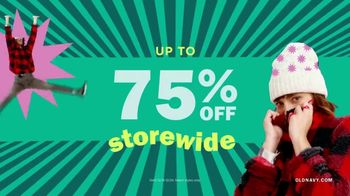 Old Navy TV Spot, 'Your List: 75% Storewide' Featuring RuPaul - Thumbnail 8