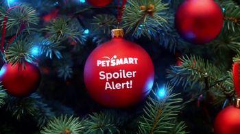 PetSmart Ultimate Holiday Sale TV Spot, 'Spoiler Alert: Save 50% Off Pet Toys' - Thumbnail 1