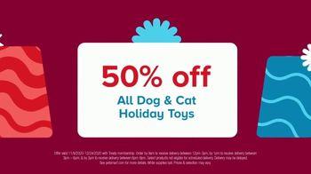PetSmart Ultimate Holiday Sale TV Spot, 'Spoiler Alert: Save 50% Off Pet Toys' - Thumbnail 4