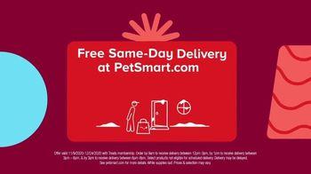 PetSmart Ultimate Holiday Sale TV Spot, 'Spoiler Alert: Save 50% Off Pet Toys' - Thumbnail 5