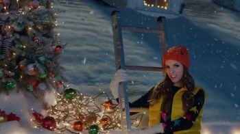 Frito Lay TV Spot, 'Share Your Favorite Things: Rooftop: Toys for Tots' Featuring Anna Kendrick