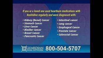 Guardian Legal Network TV Spot, 'Heartburn Sufferers: Ranitidine' - Thumbnail 7