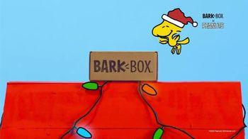 BarkBox Peanuts Box TV Spot, 'Holidays: What All Dogs Want'