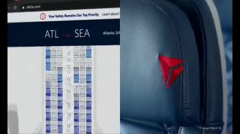 Delta Air Lines TV Spot, 'New Standard in Care' - Thumbnail 4