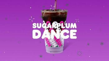 Dunkin' Sugarplum Macchiato TV Spot, 'Sugarplum Dance'