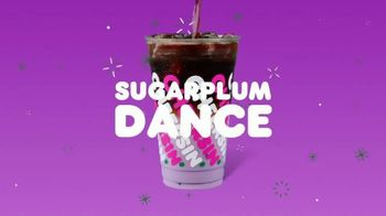 Dunkin' Sugarplum Macchiato TV Spot, 'Sugarplum Dance'