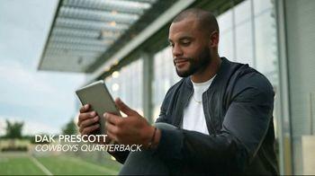 Sleep Number 360 Smart Bed TV Spot, 'Quality Sleep Is a Game-Changer' Ft. Dak Prescott - 1121 commercial airings