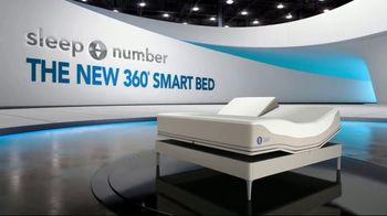 Sleep Number 360 Smart Bed TV Spot, 'Quality Sleep Is a Game-Changer' Ft. Dak Prescott - Thumbnail 3