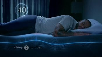 Sleep Number 360 Smart Bed TV Spot, 'Quality Sleep is Game-Changer' Ft. Dak Prescott - Thumbnail 9