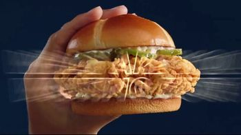 Church's Chicken Sandwich TV Spot, 'A Certified Hit'