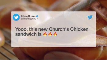 Church's Chicken Sandwich TV Spot, 'A Certified Hit' - Thumbnail 3