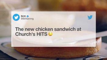 Church's Chicken Sandwich TV Spot, 'A Certified Hit' - Thumbnail 6