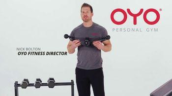 OYO Personal Gym TV Spot, 'Transform Your Body: Nick Bolton' - Thumbnail 3
