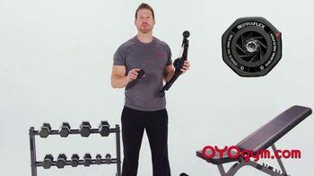 OYO Personal Gym TV Spot, 'Transform Your Body: Nick Bolton' - Thumbnail 5