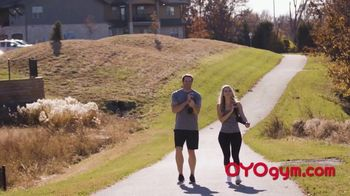 OYO Personal Gym TV Spot, 'Transform Your Body: Nick Bolton' - Thumbnail 8