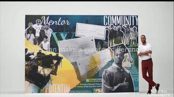Walden University TV Spot, 'Shine On: Desmond Pittman' - Thumbnail 10