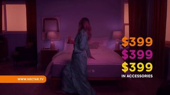 NECTAR Sleep Holiday Sale TV Spot, 'Getting It All Done' - Thumbnail 7