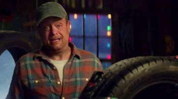 Cooper Tires TV Spot, 'Holidays: Uncle Cooper: Ice Advice' Featuring Lenny Venito