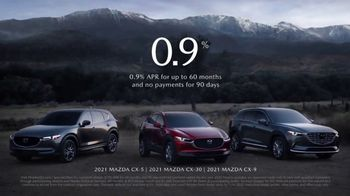 Mazda Season of Inspiration Sales Event TV Spot, 'Holidays: Seize the Moment' Song by WILD [T2] - Thumbnail 10