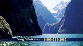 Omega XL TV Spot, 'Burden of Pain: Delilah' Featuring Delilah Rene - Thumbnail 4