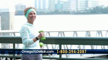Omega XL TV Spot, 'Burden of Pain: Delilah' Featuring Delilah Rene - Thumbnail 5