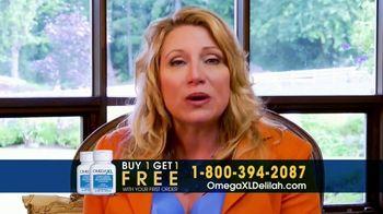 Omega XL TV Spot, 'Burden of Pain: Delilah' Featuring Delilah Rene - Thumbnail 7