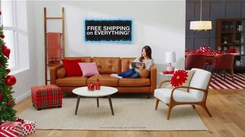 Overstock.com Cyber Week Blowout TV Spot, 'Living Room Furniture'